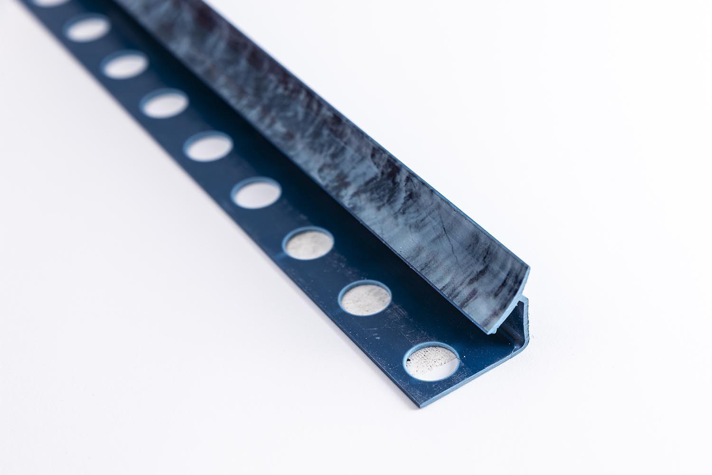 Marmoleado Azul Oscuro