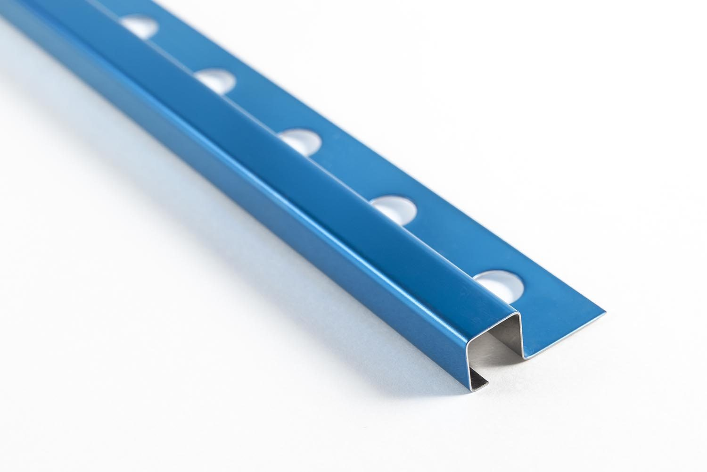Inox azul brillo