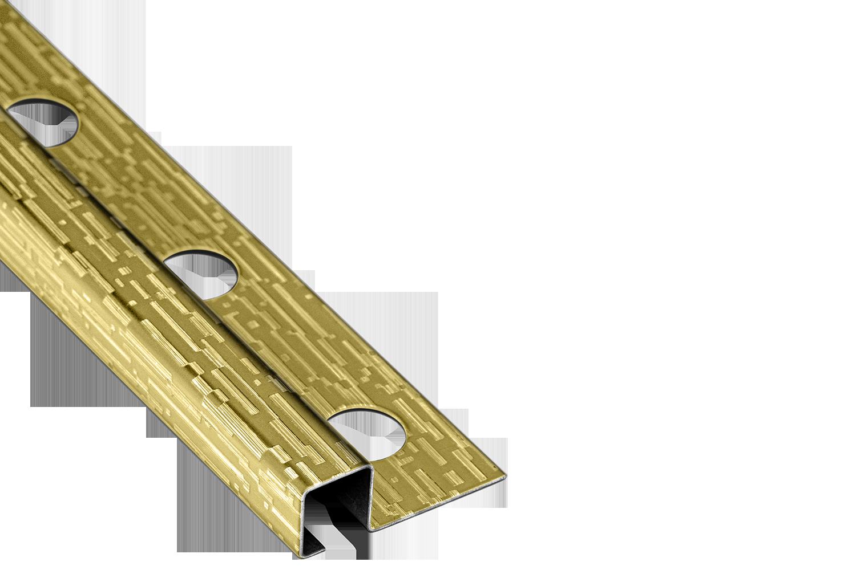 Inox Oro Grabado